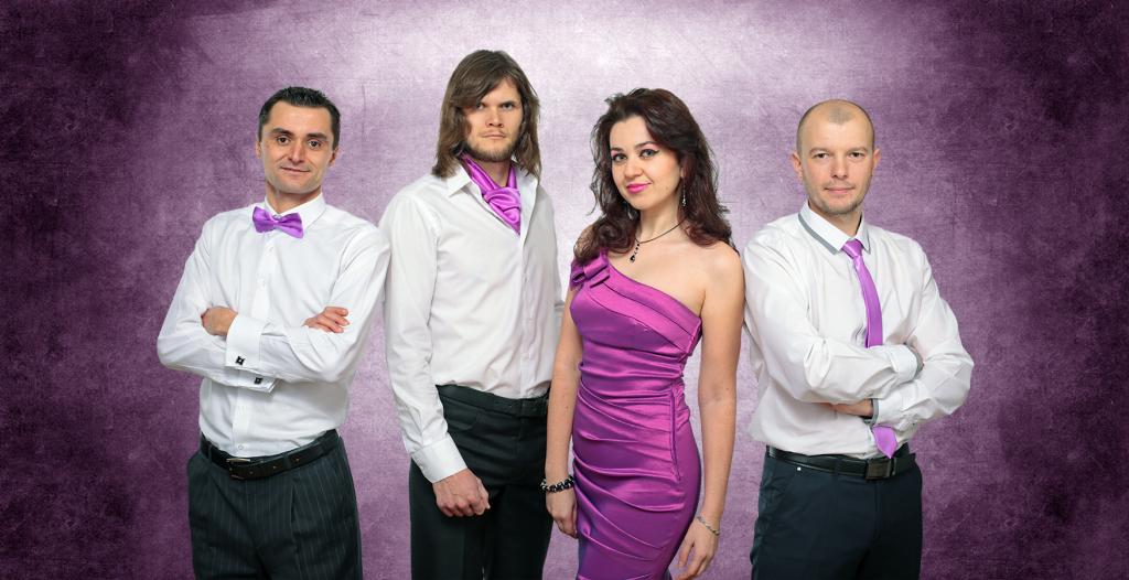 Кавер-группа на свадьбу в Краснодаре
