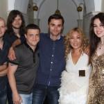 С популярной российской певицей Анитой Цой