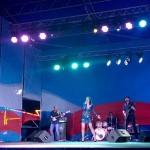 Выступление в День России в г. Ялта