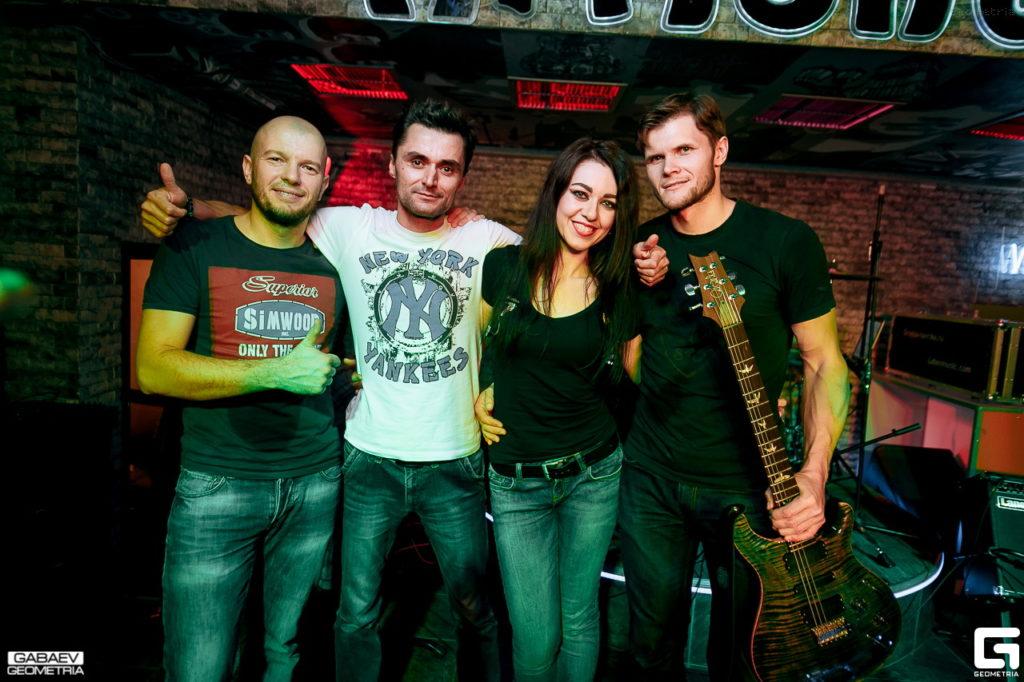 Кавер-группа на праздник в Симферополе